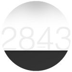 2843 envelope